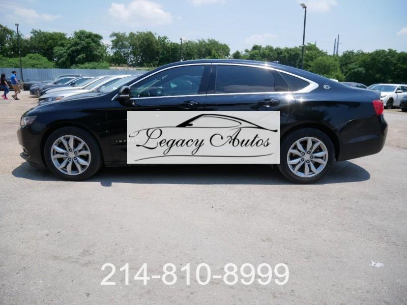 Chevrolet Impala 2018 price $24,495
