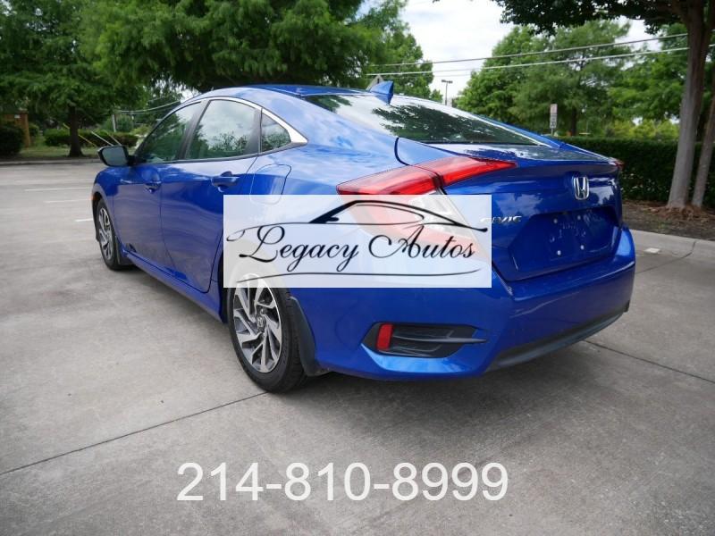 Honda Civic Sedan 2018 price $21,495