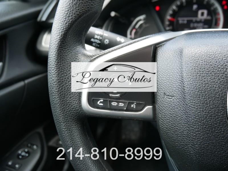 Honda Civic Sedan 2018 price $22,495