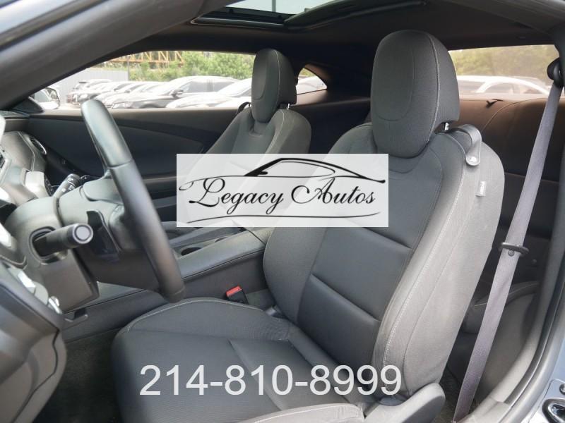 Chevrolet Camaro 2015 price $23,495