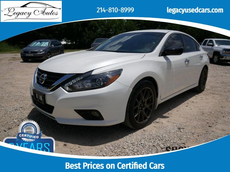 Nissan Altima 2017 price $19,495