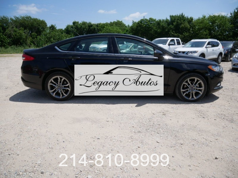 Ford Fusion 2017 price $18,495