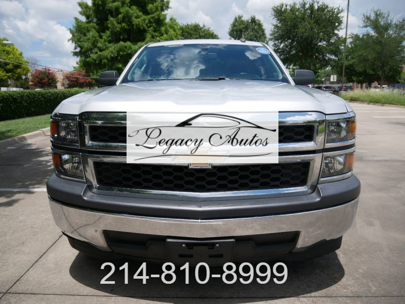 Chevrolet Silverado 1500 2015 price $24,495