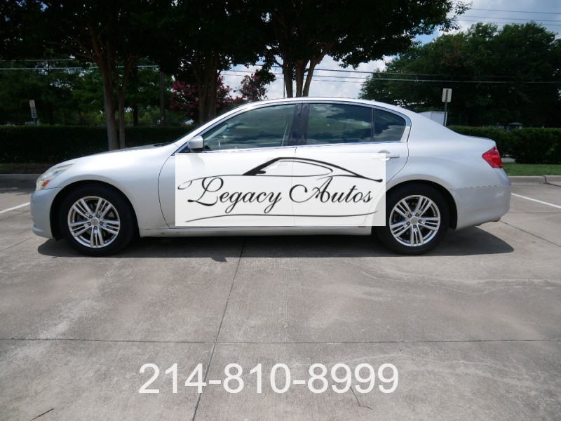 INFINITI G37 Sedan 2013 price $15,495