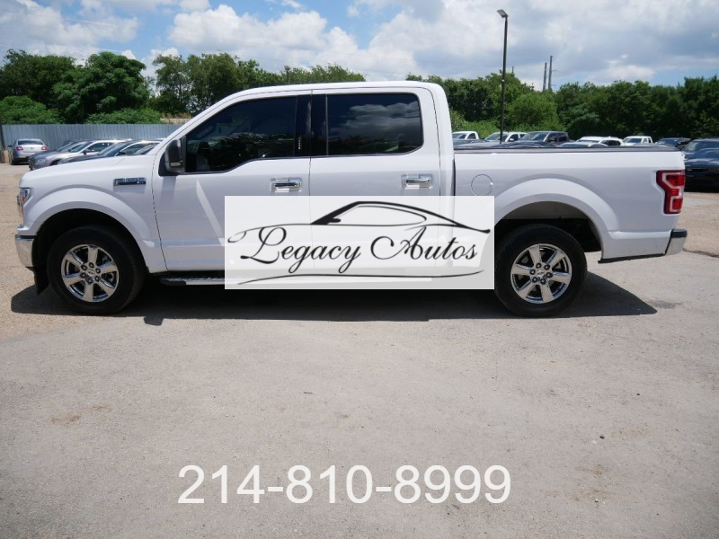 Ford F-150 2019 price $42,595