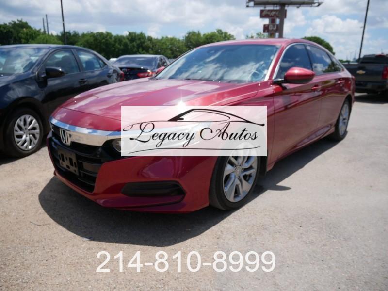 Honda Accord Sedan 2018 price $22,995