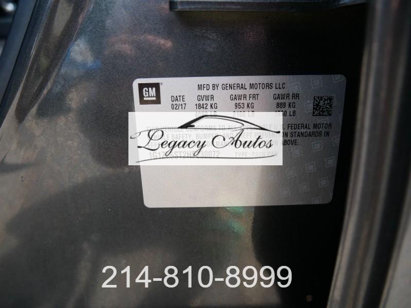 Chevrolet Malibu 2017 price $18,995