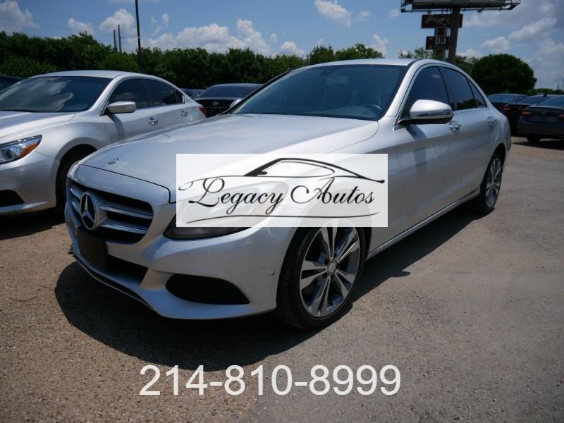 Mercedes-Benz C 300 2016 price $26,495