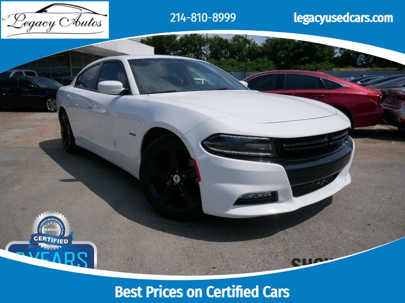 Dodge Charger 2018 price $33,495