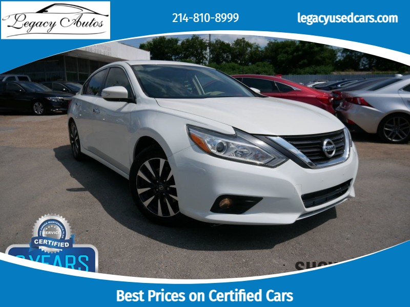 Nissan Altima 2016 price $18,495
