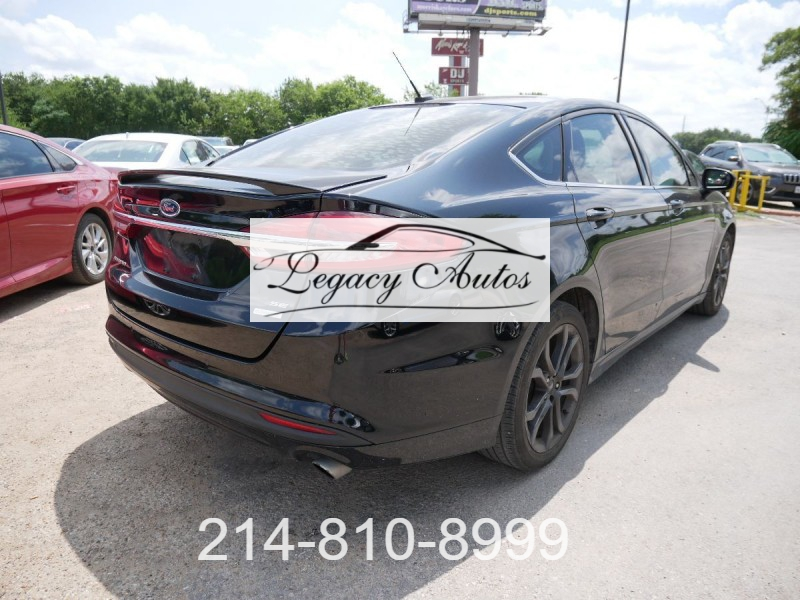 Ford Fusion 2018 price $21,495