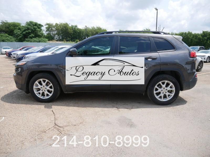Jeep Cherokee 2017 price $19,495