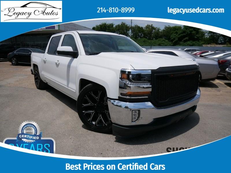 Chevrolet Silverado 1500 2018 price $45,995