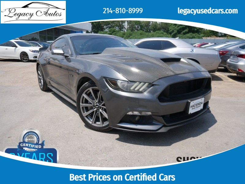 Ford Mustang 2016 price $33,950
