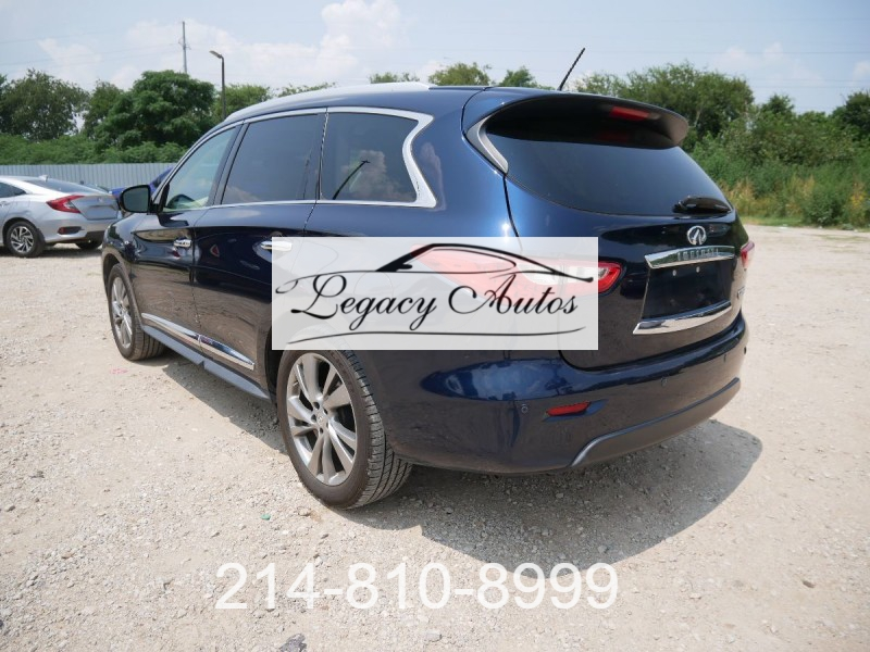 INFINITI QX60 2015 price $22,495