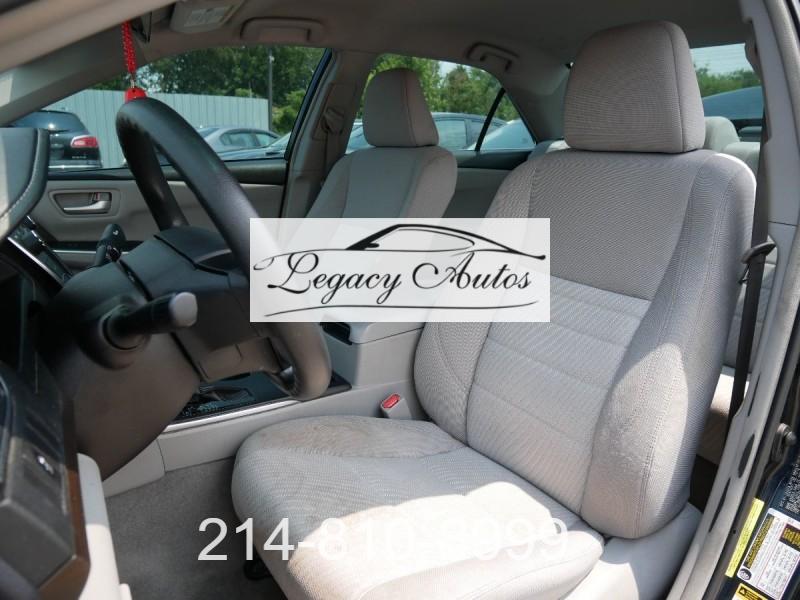 Toyota Camry 2017 price $18,495