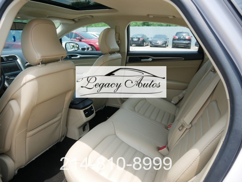 Ford Fusion 2015 price $16,495