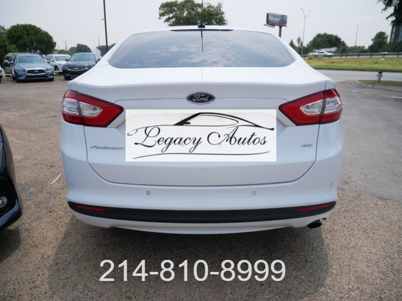 Ford Fusion 2016 price $14,495