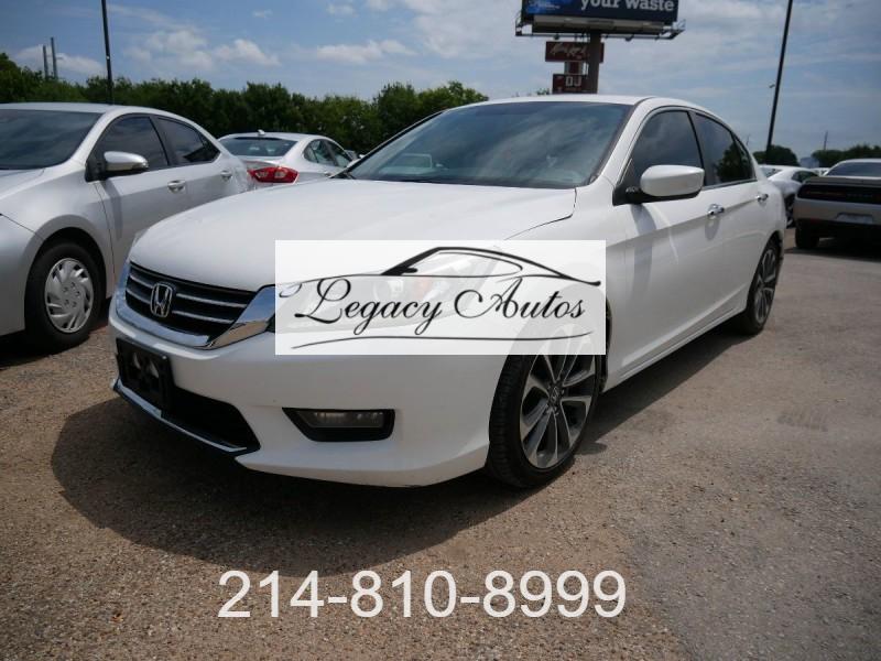 Honda Accord Sedan 2015 price $17,995