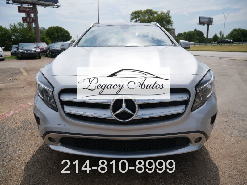 Mercedes-Benz GLA 250 2015 price $23,495