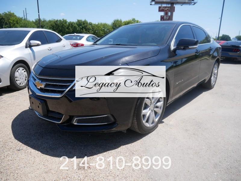 Chevrolet Impala 2017 price $20,995