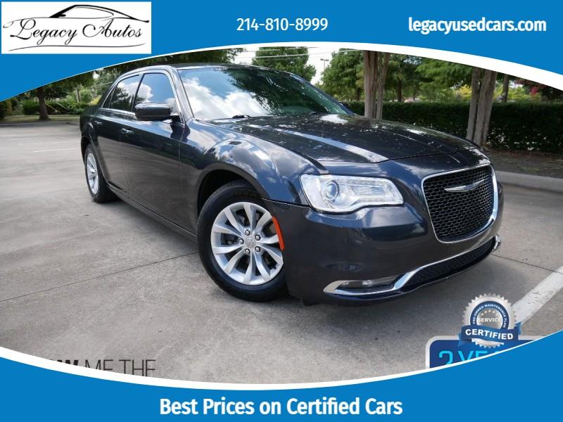 Chrysler 300 2015 price $19,995