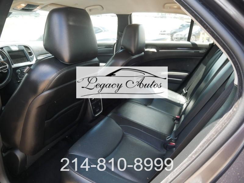 Chrysler 300 2018 price $23,495