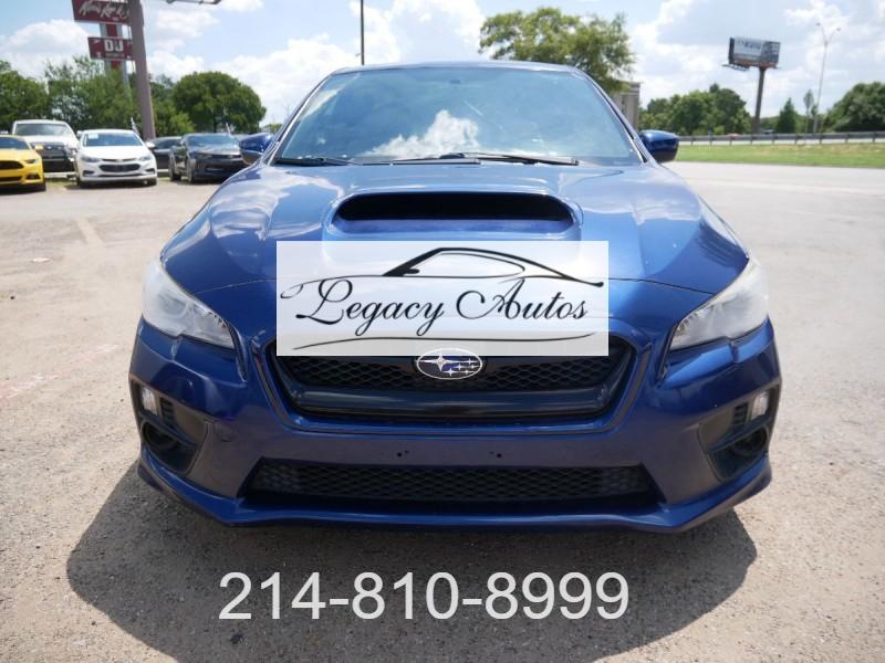 Subaru WRX 2015 price $20,995