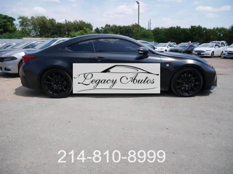 Lexus RC 350 2015 price $33,995