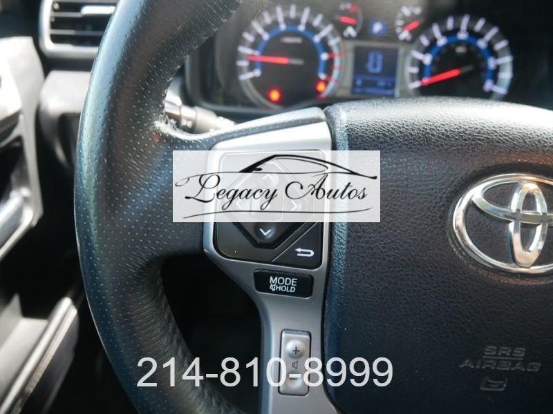 Toyota 4Runner 2016 price $32,495