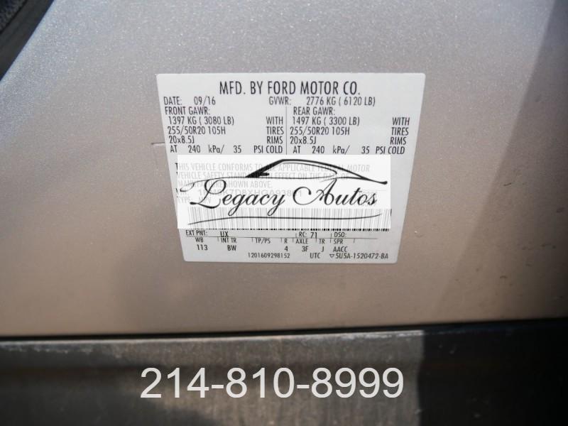 Ford Explorer 2017 price $26,995