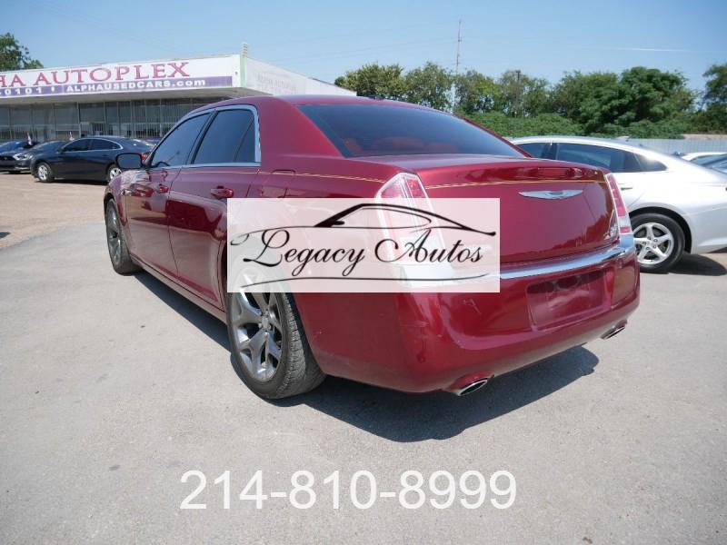 Chrysler 300 2014 price $15,495