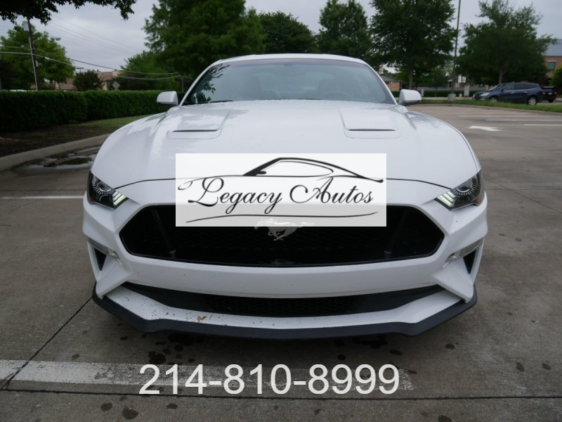 Ford Mustang 2018 price $35,995