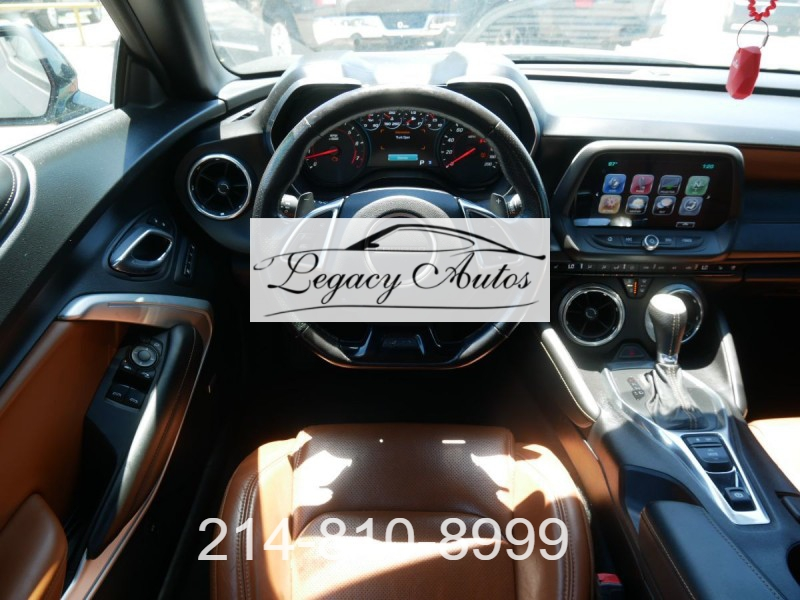 Chevrolet Camaro 2017 price $38,995