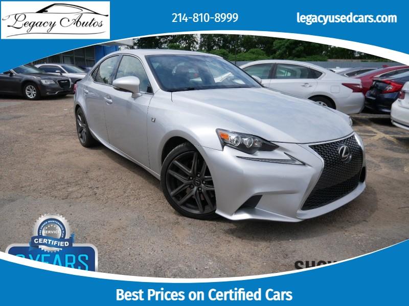 Lexus IS 350 2014 price $28,495