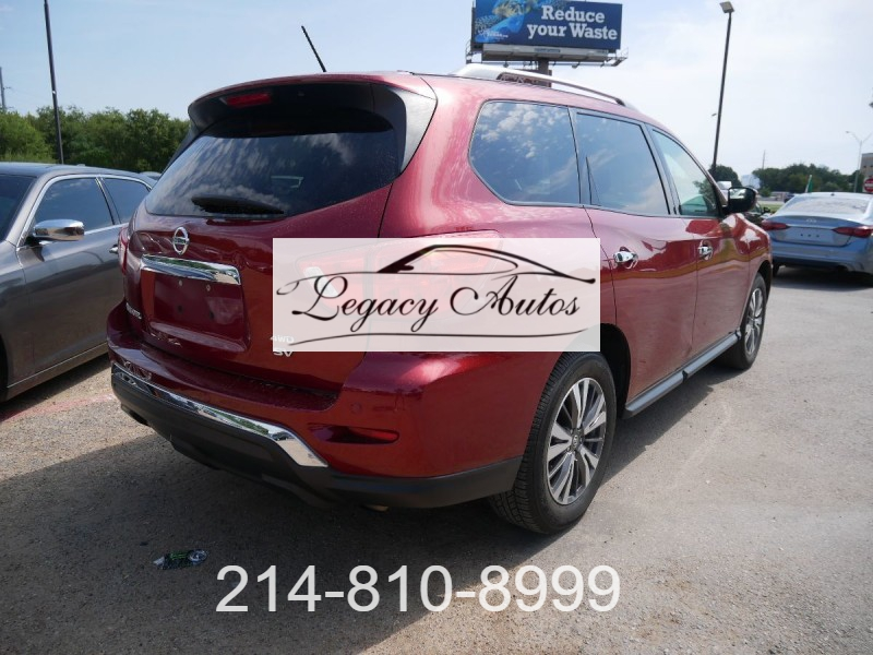 Nissan Pathfinder 2017 price $21,495