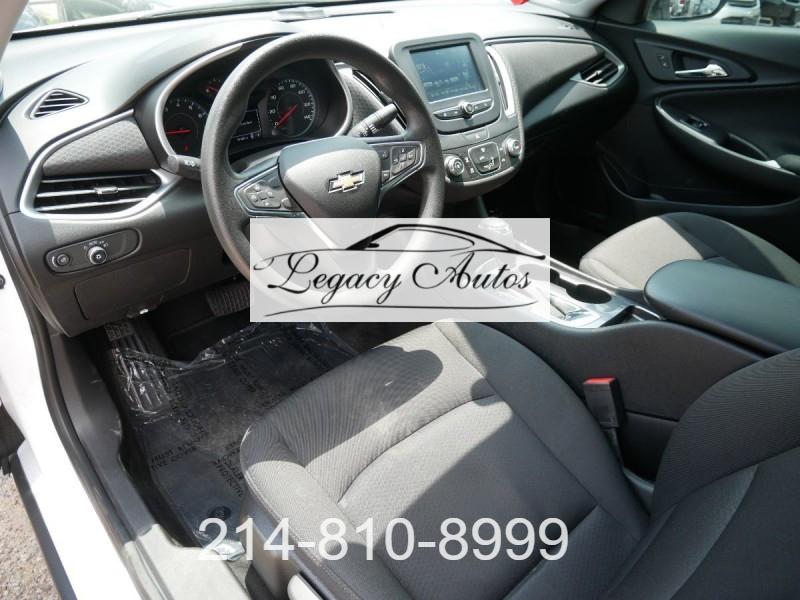 Chevrolet Malibu 2018 price $20,495