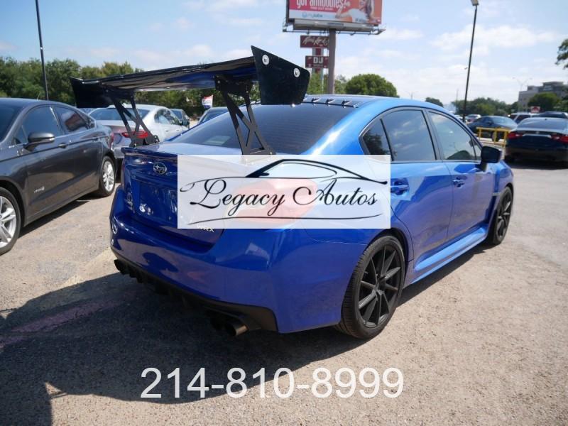 Subaru WRX 2017 price $25,995