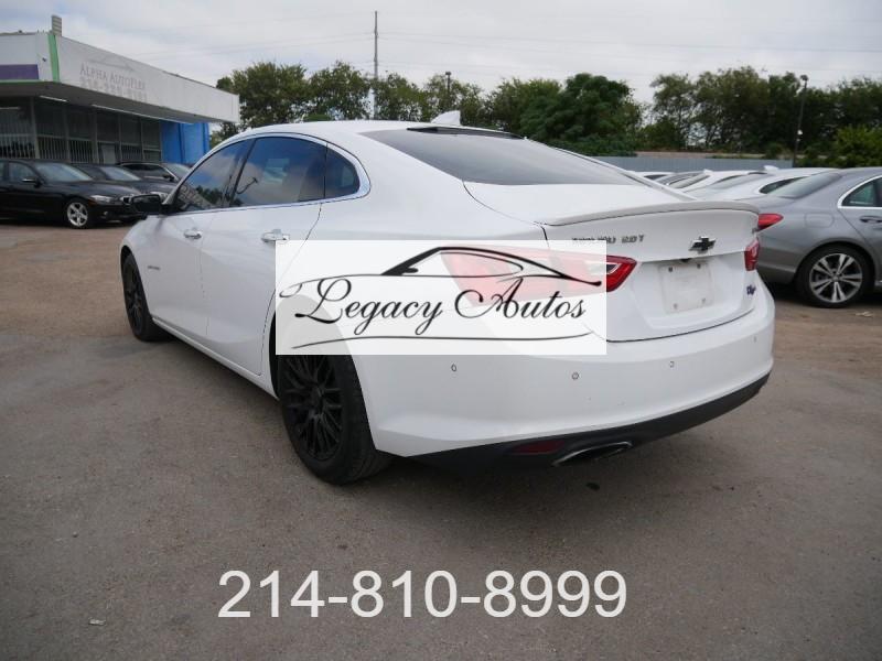 Chevrolet Malibu 2017 price $22,495
