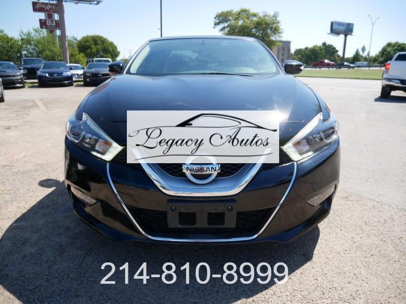 Nissan Maxima 2017 price $22,995