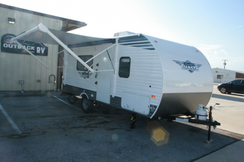 Forest River Shasta 18FQ 2021 price $15,485