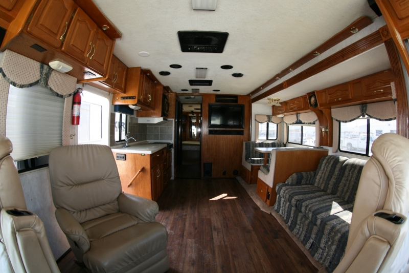 Georgie Boy Cruise Air 3515 2000 price $14,985