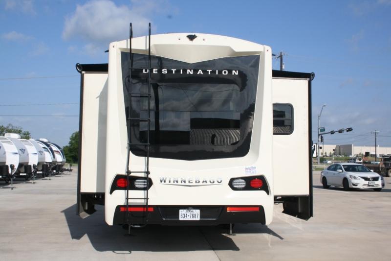Winnebago Destination 36RL 2016 price $43,495