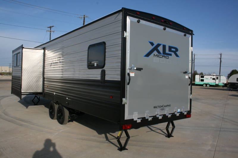 Forest River XLR Microboost 27LRLE 2022 price $34,985