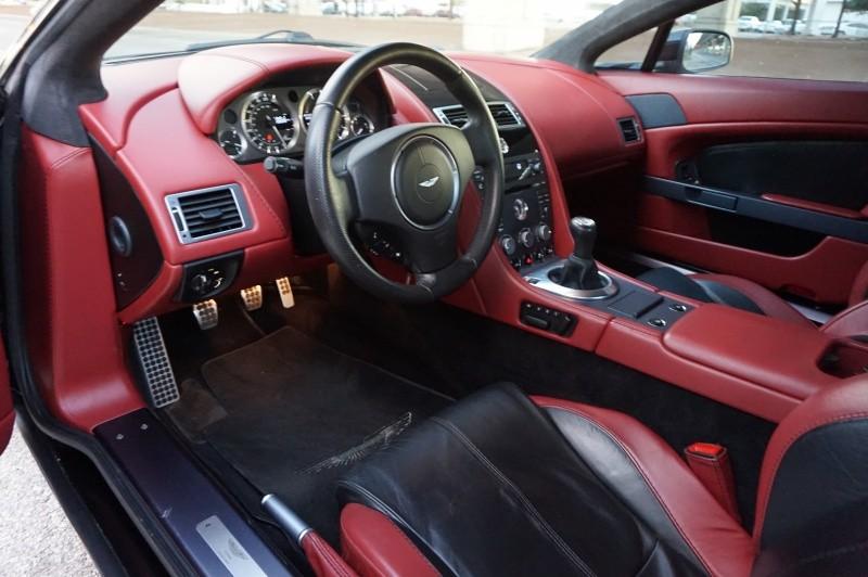 Aston Martin Vantage 2007 price $49,995