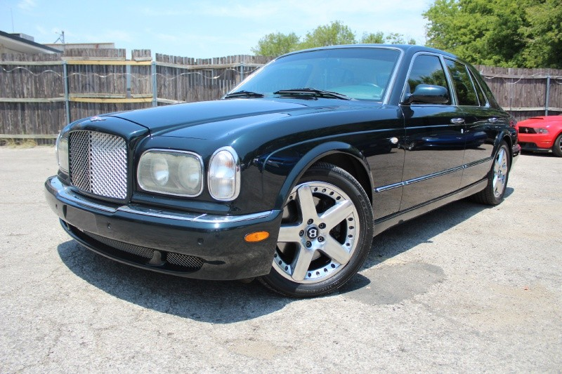 Bentley Arnage R 2001 price $24,995