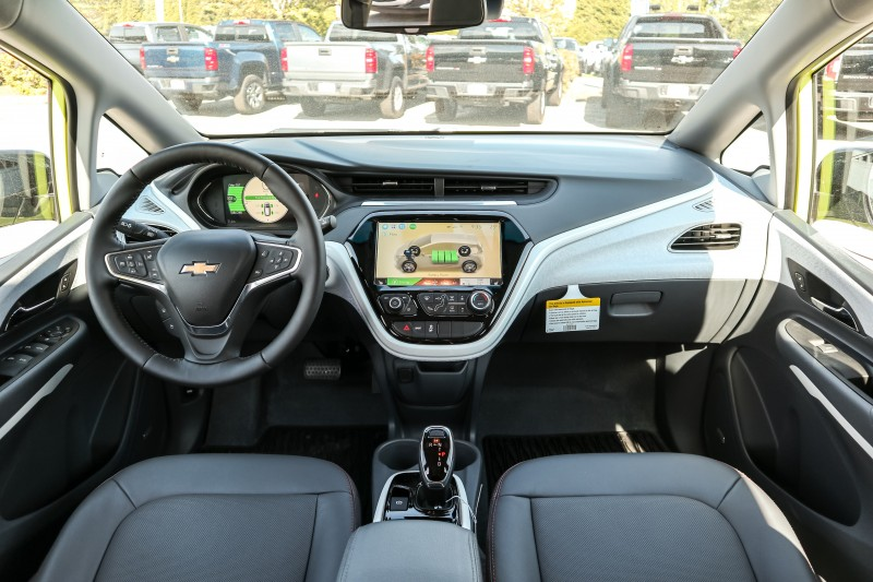 Chevrolet Bolt EV 2019 price $50,721