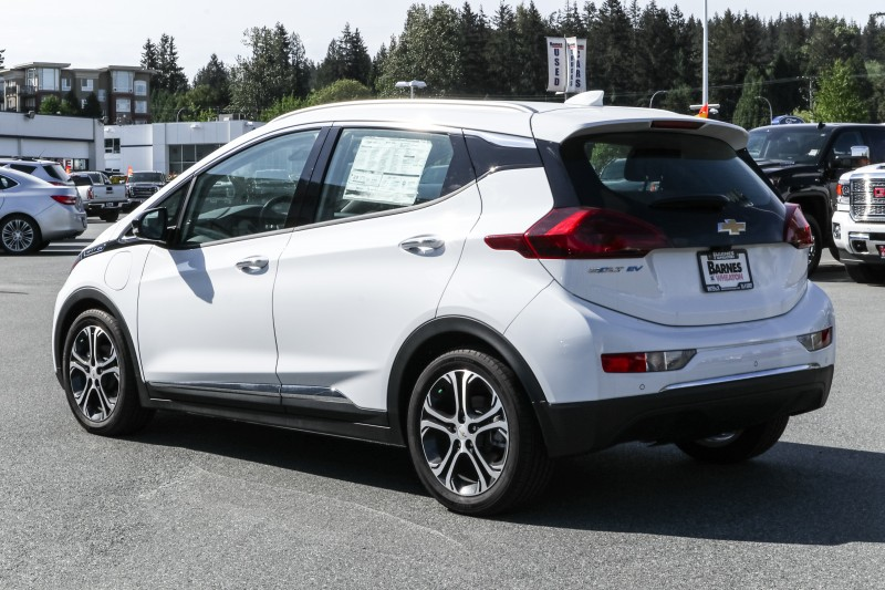 Chevrolet Bolt EV 2019 price $52,580