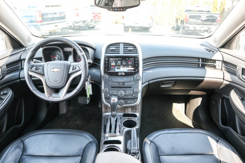 Chevrolet Malibu Limited 2016 price $15,988