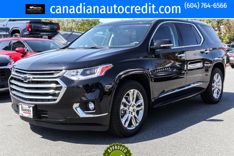 Chevrolet Traverse 2019 price $59,721